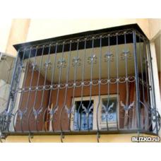 Решетка на окно РЕШ15