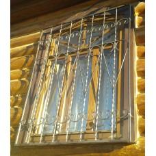 Решетка на окно РЕШ2