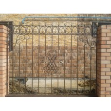 Забор металлический ЗМ3