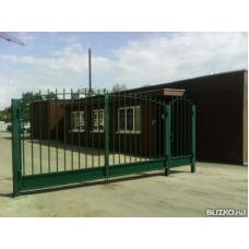 Ворота металлические ВМ6