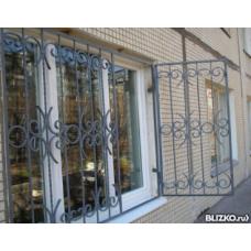 Решетка на окно РЕШ4