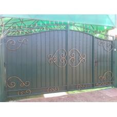 Ворота металлические ВМ5
