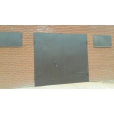 Гаражные ворота ГВ5