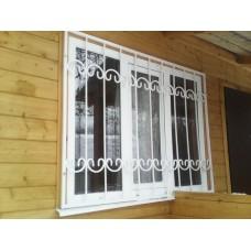 Решетка на окно РЕШ5