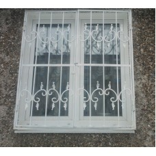 Решетка на окно РЕШ6
