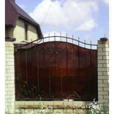 Забор металлический ЗМ4