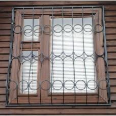 Решетка на окно РЕШ8
