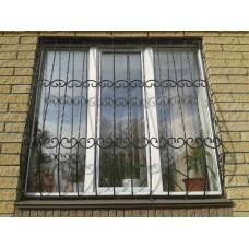 Решетка на окно РЕШ9