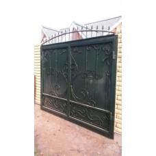 Ворота кованые ВК13