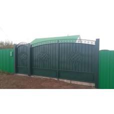 Ворота металлические ВМ13