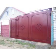 Ворота металлические ВМ14
