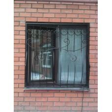 Решетка на окно РЕШ13