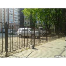 Забор металлический ЗМ8